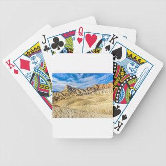 Zabriskie Point Deck Of Cards