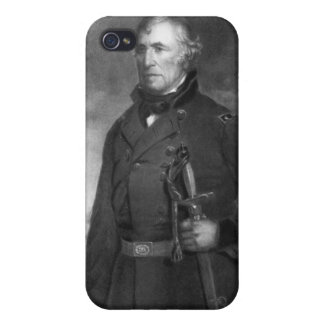 Zachary Taylor, 12th President of the United State Cases For iPhone 4