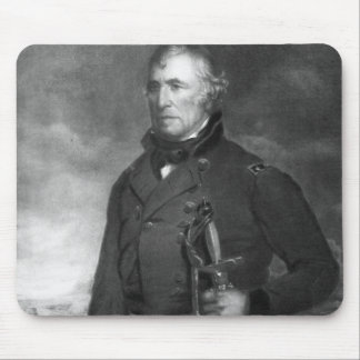Zachary Taylor, 12th President of the United State Mouse Mat