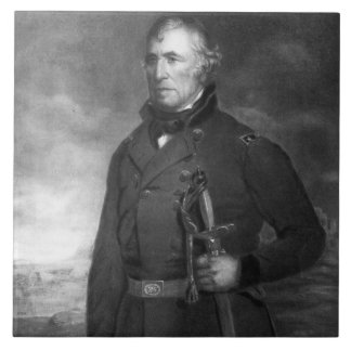 Zachary Taylor, 12th President of the United State Tile