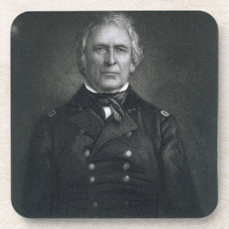Zachary Taylor, engraved after a daguerrotype by T Coaster