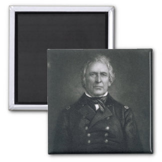 Zachary Taylor, engraved after a daguerrotype by T Magnet
