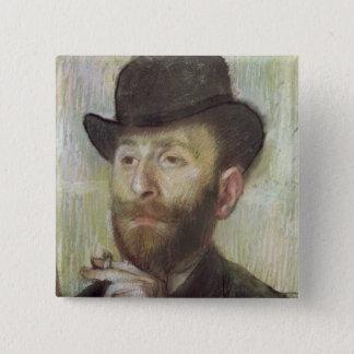 Zachary Zakarian, c.1885 15 Cm Square Badge