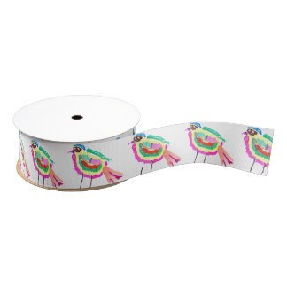 Zachary's Peacock Ribbon Grosgrain Ribbon