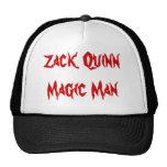 Zack Quinn Magic Man Mesh Hats