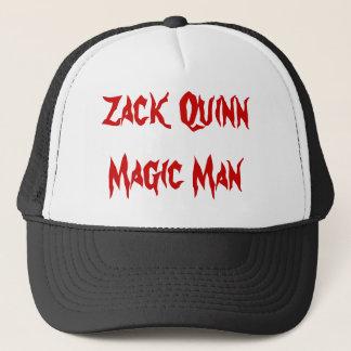 Zack Quinn Magic Man Trucker Hat