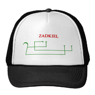 zadkiel trucker hats