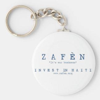 Zafen Key Chain (simple)