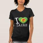 Zaire 2 tshirts