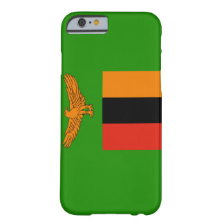 zambia barely there iPhone 6 case