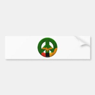 Zambia Bumper Sticker