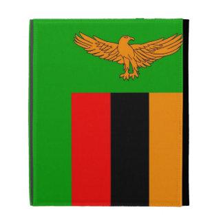Zambia iPad Folio Cover