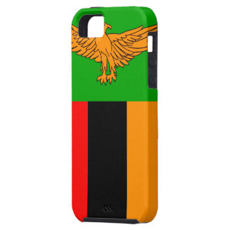 Zambia iPhone 5 Cases