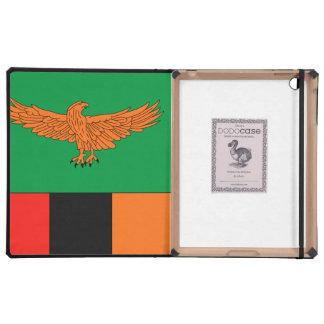 Zambia iPad Case