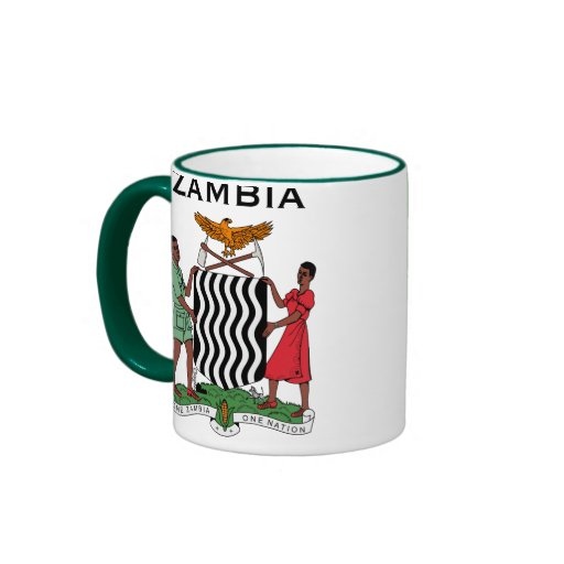 ZAMBIA*- Coffee/Tea Mug