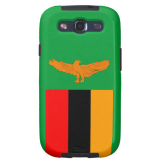 zambia country flag case galaxy s3 case