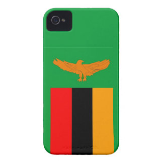 zambia country flag case iPhone 4 covers