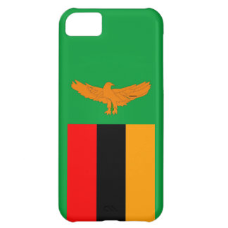 zambia country flag case case for iPhone 5C