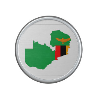 zambia country flag map shape symbol bluetooth speaker