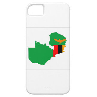 zambia country flag map shape symbol iPhone 5 cases