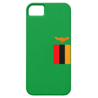 zambia country flag nation symbol iPhone 5 case