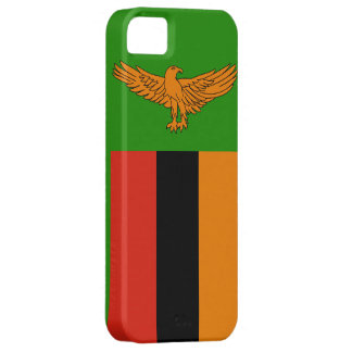 Zambia Flag Barely There iPhone 5 Case