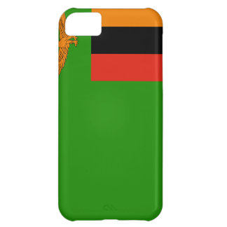 Zambia Flag Case For iPhone 5C