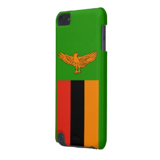 Zambia Flag iPod Touch (5th Generation) Cover