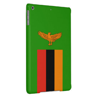 Zambia Flag Cover For iPad Air