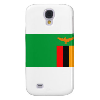 Zambia flag samsung galaxy s4 cases