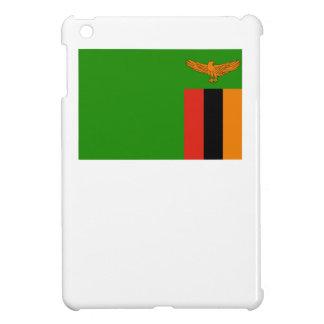 Zambia Flag Cover For The iPad Mini