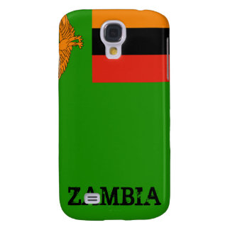 Zambia flag iPhone 3GS case