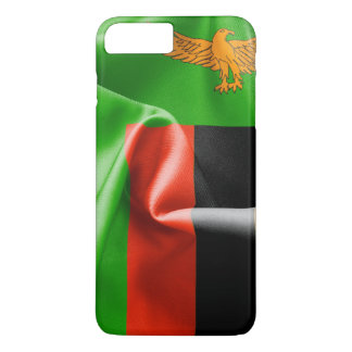 Zambia Flag iPhone 7 Plus Case