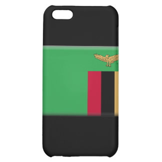 Zambia Flag iPhone 5C Cover