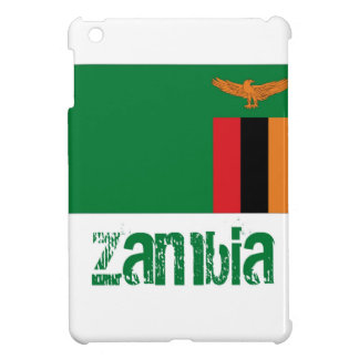 Zambia iPad Mini Cases