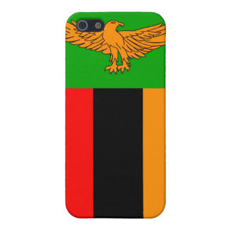 Zambia Cover For iPhone 5