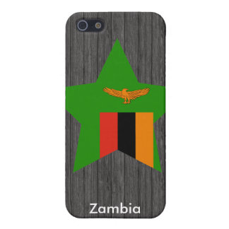 Zambia Case For iPhone 5