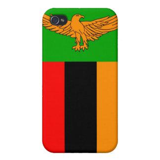 Zambia iPhone 4/4S Case