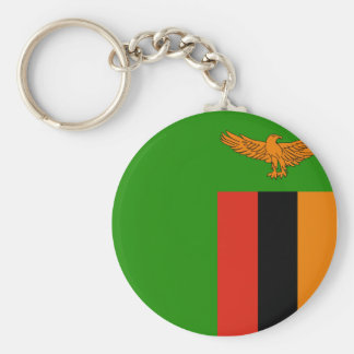 zambia key ring