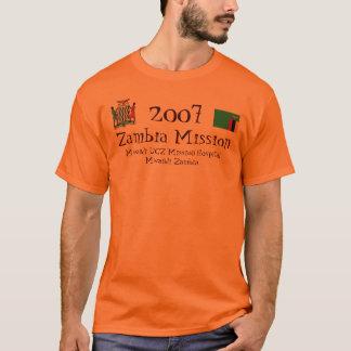 Zambia Mission, 2008 T-Shirt