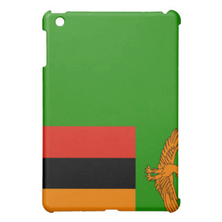 Zambia National Flag  Case For The iPad Mini