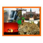 Zambia Postcard