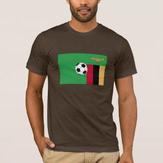 Zambia Soccer T-Shirt