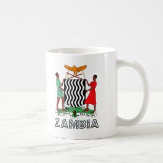 Zambian Emblem Coffee Mug