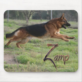Zamp German Shepherd Mouse Mat