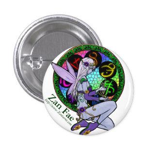 Zan Fae (#5) 3 Cm Round Badge