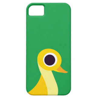 Zander the Duck Case For The iPhone 5