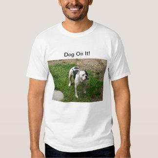 Zane - American Bulldog! Tee Shirt