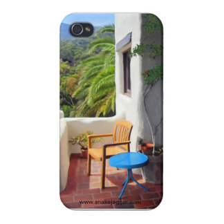 Zane Grey Hotel Iphone case iPhone 4 Case