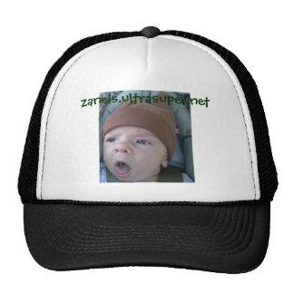 Zane Hat 3, The Harbinger